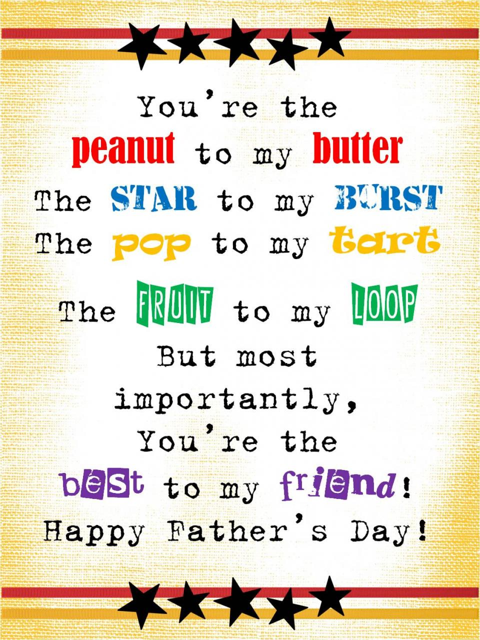 Fathers Day Poems 2019 | Inspiring Poems On Fathers Day