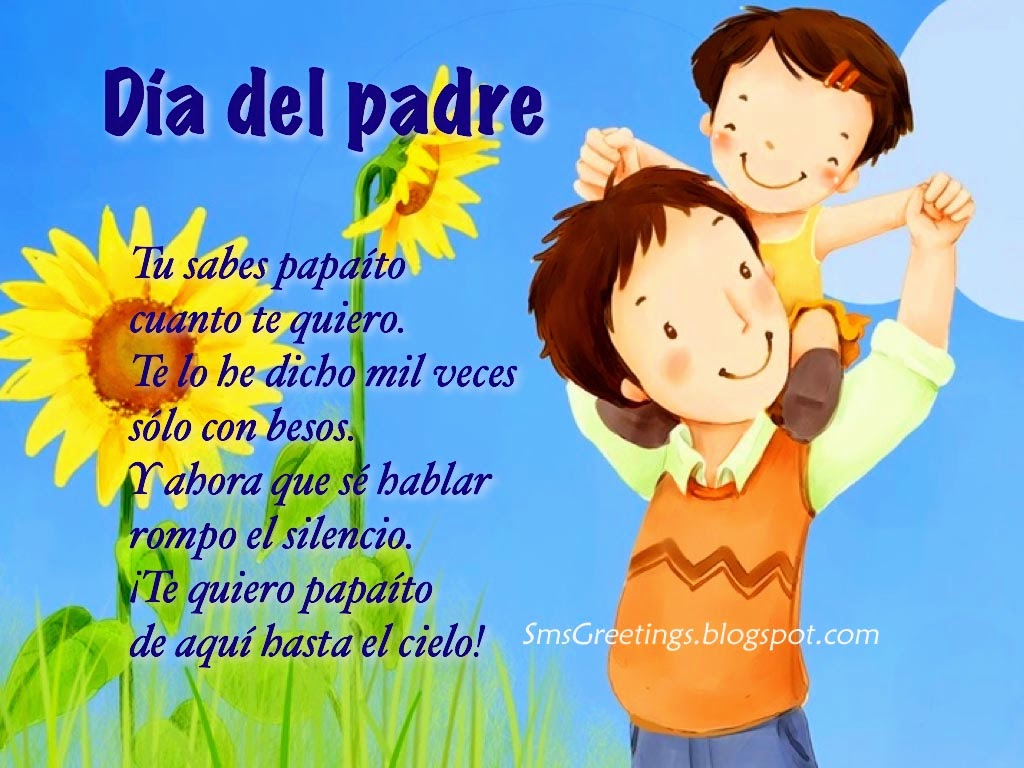 Happy Fathers Day 2019 Images, Wishes, Messages in Spanish
